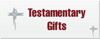 Get Involved Icon- Testamentary Gifts